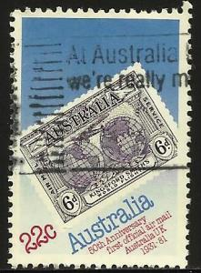 Australia 1981 Scott# 776 Used