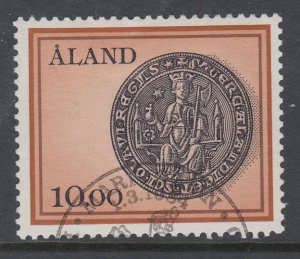 Aland 20 Used VF