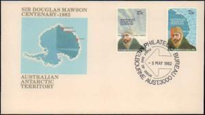 Australian Antarctic Territory, Polar