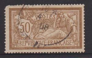 France Sc#123 Used