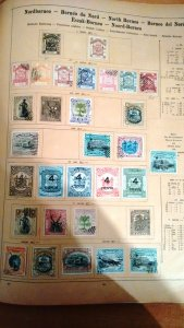 North Borneo - Labuan   stamps Lot
