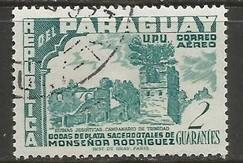 PARAGUAY C225 VFU O553-1