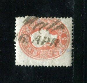 x269 - AUSTRIA - Postmark MALE (Italy Trentino Tirol) on Sc#14 - Used.