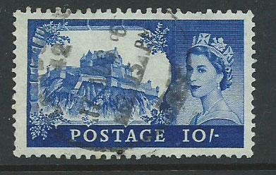 Great Britain - QE II Wilding high value SG 597a