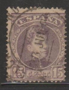 Spain Sc#276 Used