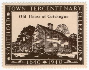 (I.B) US Cinderella : Southold Town Tercentenary (1940)