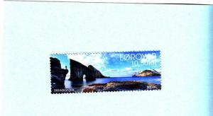 2011 Faroe Islands Landscape SEPAC (Scott 566) MNH