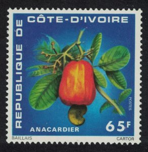 Ivory Coast Cashew-nut 1v SG#477