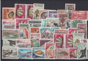 French Colonies Stamps Ref 31441