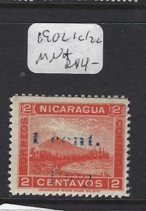 NICARAGUA (P1509B)  1902  1C/2C   MNH