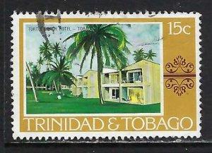 TRINIDAD & TOBAGO 280 VFU J513-4