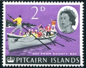 Pitcairn Islands Sc#41 MH (Pi)