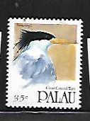 PALAU, 273, MINT HINGED, GREAT CRESTED TERN