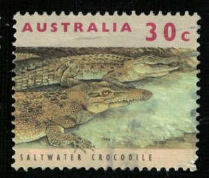 Animal Crocodile 30c (Т-5346)