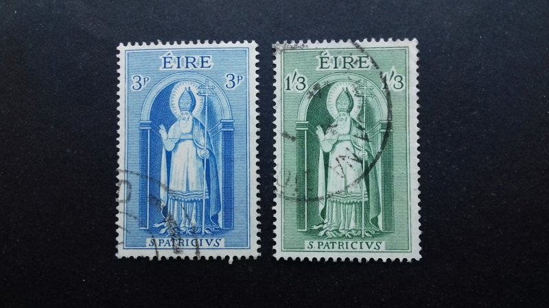 Ireland 1961 Day of the Death of National Hero Sct. Patrick Used