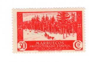 Morocco #159 MH - Stamp CAT VALUE $16.50