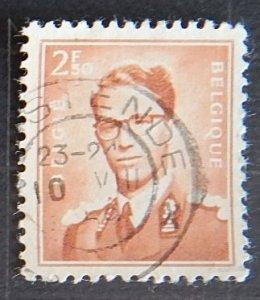 Belgium, 2.50F (1858-T)