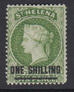 St. Helena Sc 31, MLH