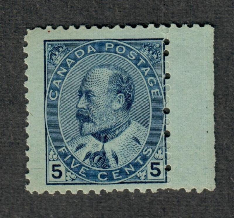 Canada Sc#91 M/NH/F, Cv. $625