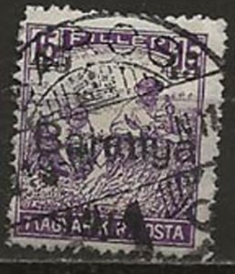 Hungary 7N30 u
