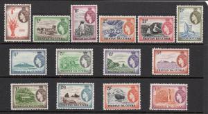 Tristan Da Cunha - #14-#27 - Unused - O.G.