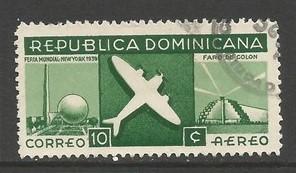 Dominican Republic C33 VFU COLUMBUS LIGHTHOUSE Z4789-3