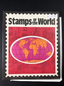 WW, BRITISH COLONIES, 100s of Stamps mounted in an album & in others