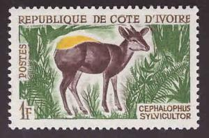 Ivory Coast Scott 201 MNH** stamp