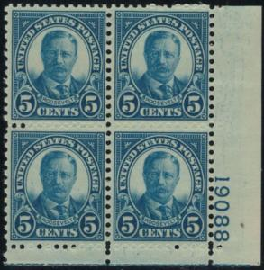 MALACK 637 VF/XF OG NH, well centered, tough to find..MORE.. pbss167