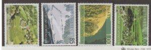 Liechtenstein Scott #1291-1294 Stamps - Mint NH Set