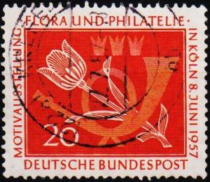 Germany. 1957 20pf S.G.1180 Fine Used