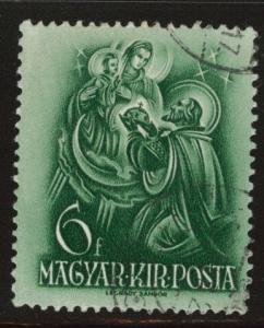Hungary Scott 515 Used stamp