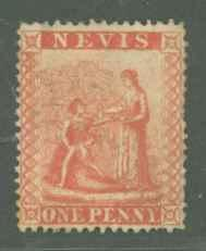 Nevis 9 Mint F-VF NG