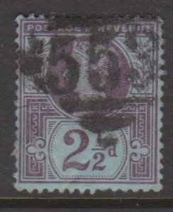 Great Britain Sc#114 Used