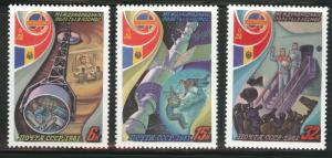 Russia MNH 4940-2 Cosmonauts In Training SCV 1.45