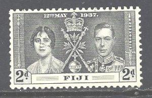 Fiji Sc # 115 used (DT)