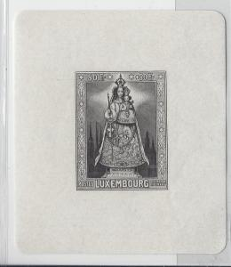Luxembourg, B126, Our Lady of Luxembourg Imperf S/S of 1, **MNH** (LL2018)