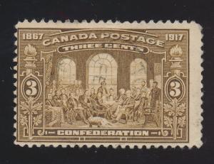 Canada Stamp Scott #135, Used, Very Light Cancel - Free U.S. Shipping, Free W...