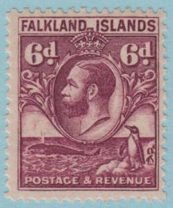 Falkland Islands 59 Mint Hinged OG * - No Faults Very Fine!