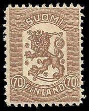 Finland - 116 - Unused - SCV-2.25