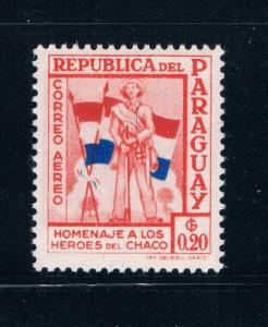 Paraguay C235 MNH Soldiers and Flags (GI0201)+