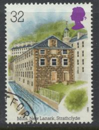 Great Britain SG 1442  Used   - Industrial Archaeology