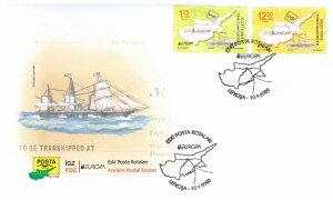 TURKISH NORTHERN CYPRUS/2020 - (FDC) EUROPA CEPT, MNH