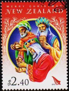 New Zealand. 2012 $2.40  Fine Used