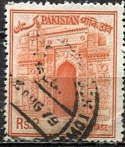 Pakistan; 1963: Sc. # 143: O/Used Single Stamp