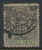 British South Africa Company / Rhodesia SG 21 SC# 4   Used  see details