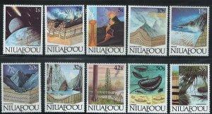 Tonga Niuafo'ou Scott 108-16 MNH! Partial Set!