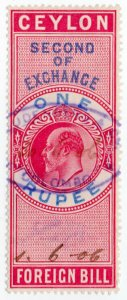 (I.B) Ceylon Revenue : Foreign Bill 1R (Second)
