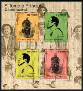St Thomas & Prince Islands 2010 National Heroes perf ...