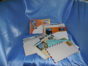 UN Postal cards & envelopes mint